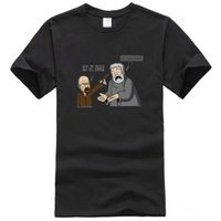 bad t shirts - Breaking Bad Game of Thrones T Shirts Men Hodor Heisenberg Casual Man T Shirts Cotton Swag tshirt homme Tops Hold The Door