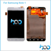 note 2 lcd screen - For Samsung Galaxy Note N7000 LCD with Touch Screen Digitizer Assembly Complete Parts Grade AAA No Dead Pixels DHL