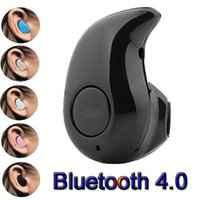 Cheap In-Ear Sport S530 Mini Stealth Wireless Bluetooth 4.0 Earphone Stereo Headphones music Headset with Retail Box For iPhone7 7plus Samsung HTC