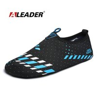 aqua fitness shoes - Aleader Summer Quickly Dry Men Swimming Shoes Women Breathable Yoga Dancing Fitness Barefoot Shoes Men Beach Water Aqua Shoes