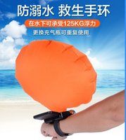 Wholesale Anti drowning rescue wristband underwater emergency rescue rescue submersible wrist bracelet