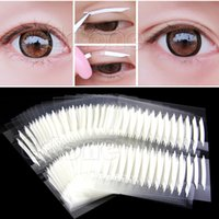 Wholesale Hot Sale Pairs Girls Women Lady Invisible Double Eyelid Tape Trial Stiker