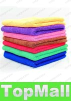 Wholesale LAI Microfiber Detailing Towel Car Home House Polish Wash Cleaning Cloth x70cm Brand New Good Quality