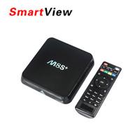Wholesale Genuine M8S Plus Android TV Box Amlogic S812 Quad Core GB GB Dual Wifi H HEVC Gigabit Lan KODI