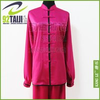 art markets - black side tai chi suit Martial arts clothing Jia dress professional tai chi clothing manufacturers direct marketing