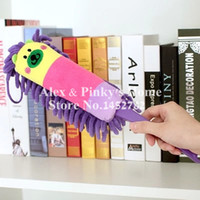 Wholesale Household Cleaning Brushes Animal Telescoping Dusting Duster Cleaning Tool