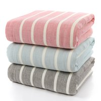 Wholesale 2016 High Quality Factory Cotton Towels Hawaiian Bra Nap Blanket Bath Towel Increased Thickening HY1244