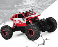 Wholesale Hot sale high quality RC Car Ghz Scale Remote Control toys Wheel Drive Rock Crawler rc Car remote control toys for children