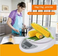 Wholesale KG G Digital LCD Electronic Kitchen Postal Scales Food Baking Weight Scale Good Helper