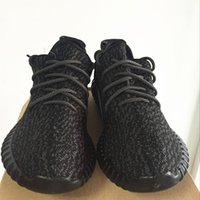 Wholesale Drop Shipping Top Quality Boosts Pirate Black Boosts Turtle Dove Gray Sneaker Oxford Tan Shoes Moonrock Boosts