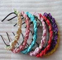 african beat - new eleven azaleas headband wreaths bridal hair accessorie Street beat children headband headdress E108