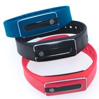 Wholesale HB02 NFC Bluetooth4 Smart bracelet Heart Rate Monitor Activity fitness Tracker Wristband for IOS Android smartphone for S7 NEW