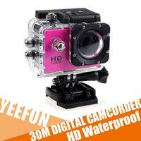 Wholesale Digital Camcorder M Waterproof HD Camera HDMI USB Micro SD SJ4000 Professional