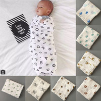 baby milk bath - 120 cm Baby Milk Bottle Muslin Swaddle Blanket Newborn Baby Bath Towel Ins Animal Swaddle Blankets Functions Baby Swaddle Blanket