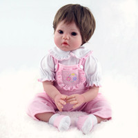 baby fashion games for girls - Lifelike Silicone Reborn Baby Dolls quot Vinyl Girl for Playhouse Game Kids Gifts Toy Hobbies
