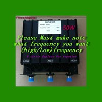 Wholesale DHL VHF UHF W CAVITY DUPLEXER FOR REPEATER N connector SGQ