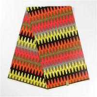 Wholesale African Wax Fabrics New Design Fashion Cotton African Veritable Dutch Real Print Super And Wax Hollandais Fabric Yards