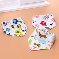 Wholesale 2016 New Arrive baby bibs cotton bandana bibs baby clothing girls baby bandana baby bibs