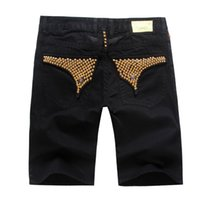 Wholesale MENS ROBINS FASHION JEANS robin short SIZE Robin