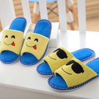big fish videos - 2016 new Wacky expressions cute cartoon slippers summer indoor couples slippers slippers household slippery fish mouth female male