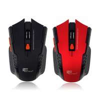 Wholesale New Mini Ghz Mini portable Wireless Optical Gaming Mouse Mice Wireless USB For Computer Peripherals Mouse Mause W ireless