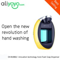 Wholesale Innovation and technology Smart Foam Wash Machine Start a new revolution in hand automatic soap dispenser bathroom accessories