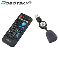 windows media center - USB Media IR Wireless Mouse Remote Control Controller USB Receiver For Loptop PC Computer Center Windows Xp Vista