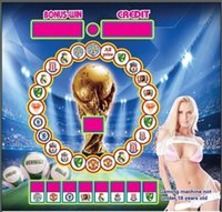 ball point game - KENYA HOT SALES slot machine for sale indoor table top slot game machine foot ball mario game coin point
