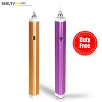 beauty color laser - Hottest Selling Purple Golden Color Laser Freckle Removal Pen Portable Moles Removal Age Spots Removal Beauty Machine