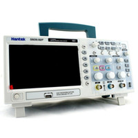 Wholesale HANTEK DSO5102P MHz Oscilloscope inch Digital storage oscilloscope M bandwidth channels
