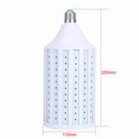 Wholesale 80W LED Bulbs Lamp SMD E26 E27 B22 E40 LEDs Warm white Corn Bulb Pendant Lighting AC85 V Ceiling corn Light