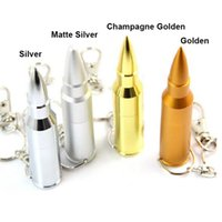 Wholesale Bullet Metal Pen Drive USB Flash Memory Disk USB GB GB GB GB USB Flash Drives
