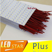 bar specials - New Super Bright LED Hard Rigid Bar light DC12V M led SMD Aluminum Led Strip light Fedex DHL