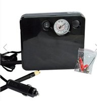 Wholesale Portable Tire Inflator Electric Air Pump for Car SUV Motorcycle Bicycle with Tire Gauge