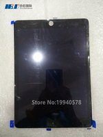 ad screens - New LCD screen Assembly for ip ad Air black display assembly LCD Digitizer Front Panel Wholesales MOQ