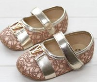 baby boy sandals - spring autumn Newborn Infant Kids Baby Boys Girls Cute soft shoes Baby First walker Shoes Months Lace girls sandals Baby shoes