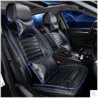 Carbono especial España-¡Más vendidos! asiento especial cubre para Suzuki VITARA 2016 asiento de cuero de fibra de carbono cubre la moda para VITARA 2016, el envío libre