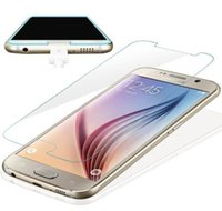 Wholesale For iPhone7 plus Tempered Glass Film Screen Protector iPhone6 s plus s samsung galaxy HUAWEI Transparent membrane D H with package