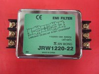 Wholesale JRW1220 A V EMI filter terminal power inductor purifier