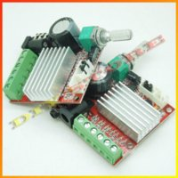 Wholesale Mini HI FI High power DC10 V Digital Amplifier Board W W Class D Amplifier