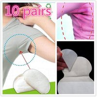 Wholesale pairs Disposable Sweat Pad Anti perspirant Underarm Ultra thin Absorbent Armpit Guard Sheet Fresh Safe High quality
