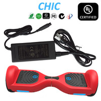 Wholesale USA Stock UL Hoverboard CHIC WRD Smart C Electric Scooters Wheel Electric Standing Scooter Hover Board with CE FCC UL RoHS Charger