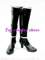 ayane cosplay - Freeshipping custom made anime Dead Or Alive Ayane Cosplay Shoes Boots for Halloween Christmas festival