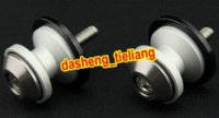 motorcycle spare parts - 6mm For Yamaha YZF R1 R6 R6S FZ1 FZ1S Universal Swingarm Spools All Year Grey Color China Motorcycle Spare Parts amp Accessories