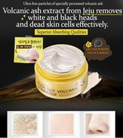 ace scrubs - ace Facial Scrubs Polishes MIZON Push Out Volcanic Gommage g Exfoliating Cream Scrub Facial Dead Skin Remove Whitening Blackhead Remove