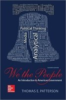 Wholesale hot Book We the People An Introduction to American Goverment