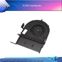 Wholesale Brand new Fan for Apple macbook pro Retina A1502 Cooling fan laptop cooler ME866 ME865
