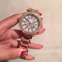 Wholesale 2016 new model Luxury Fashion lady dress watch Famous Brand full diamond Jewelry Women watch High Quality