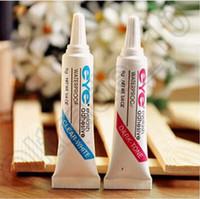 Wholesale Eye Lash Glue Black White Makeup Adhesive Waterproof False Eyelashes Adhesives Glue White And Black Available CCA4478