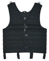 Wholesale ACU Tactical Molle Vest Camouflage Vest CS Safety Vest Add Pouches Simple Tactical Airsoft Vest